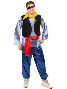 Матросский костюм пирата