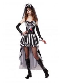 Платье Королевы-Скелет