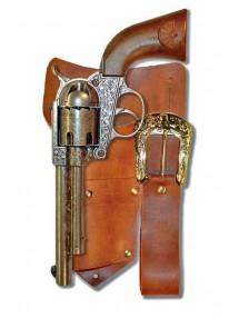 Револьвер с кобурой
