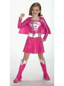 Розовый костюм Супергел