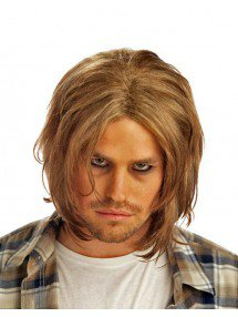 Русый гранж парик