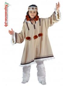 Северный костюм для девочки