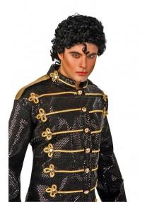 Вьющийся парик Майкла Джексона