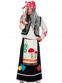 Взрослый костюм Баба Яга