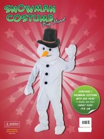 Зимний костюм Снеговика