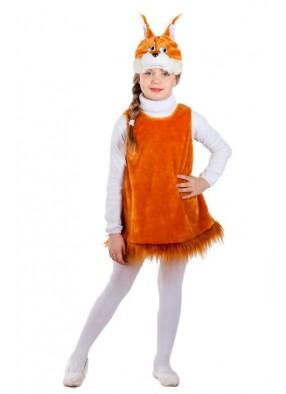 Карнавальный костюм белки