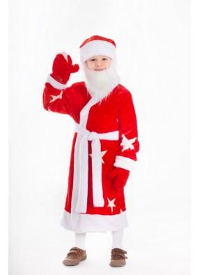 Костюм Деда Мороз для мальчика