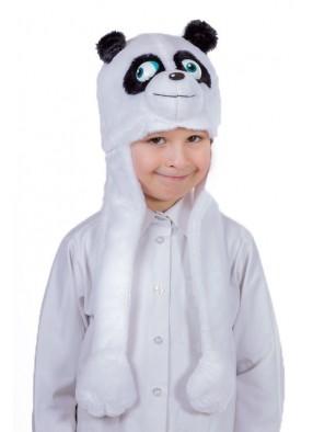 Шапочка панды