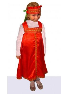Костюм русский для девочек