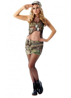 Армейский костюм Энни фото