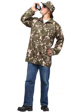 Армейский костюм Загружено
