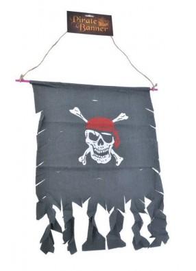 Баннер Пиратский флаг