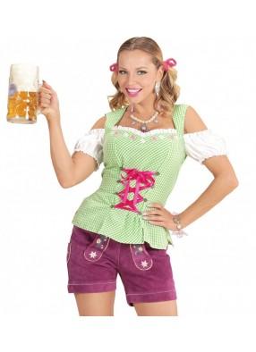 Баварская блузка