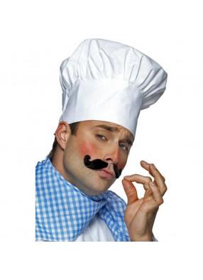 Белая шляпа шеф-повара