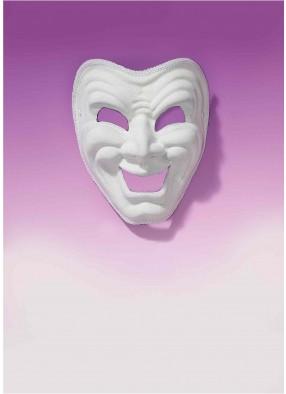 Белая маска комедианта
