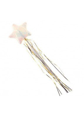 Белая волшебная палочка феи фото