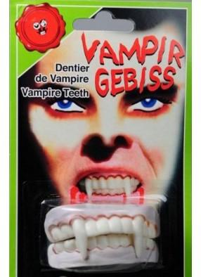 Белоснежные зубы вампира