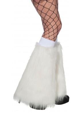 Белые гетры взрослые