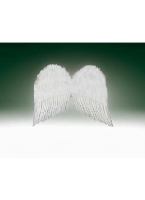 Белые крылышки ангела