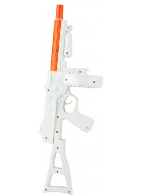 Белый гангстерский автомат