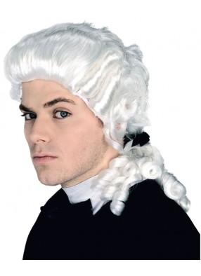 Белый парик знатного Вельможи взрослый
