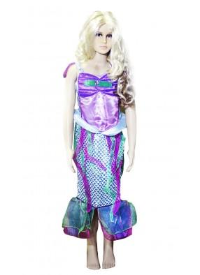 Блестящее платье русалочки фото