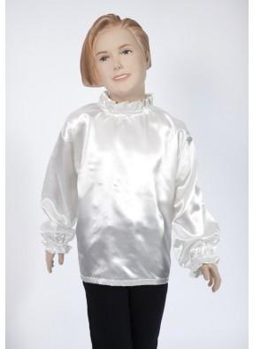 Блузка к русскому сарафану