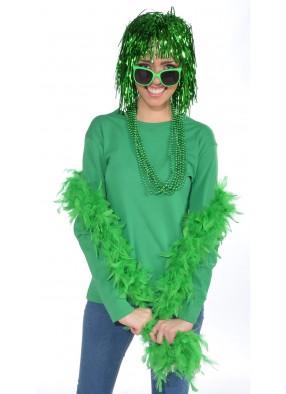 Боа ярко-зеленое