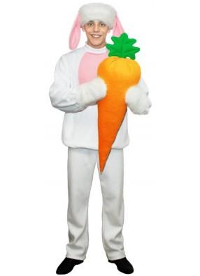 Большая Морковь для карнавального костюма Заяц
