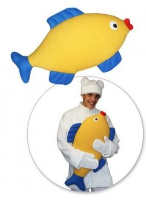 Большая Рыба для карнавального костюма Белый Медведь
