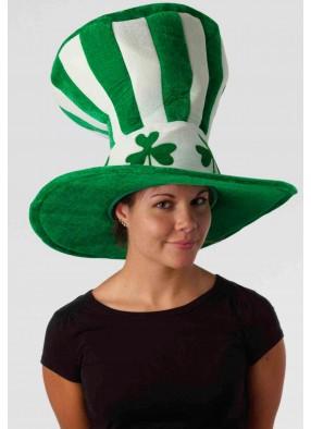 Большая шляпа лепрекона фото