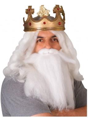 Борода и усы короля
