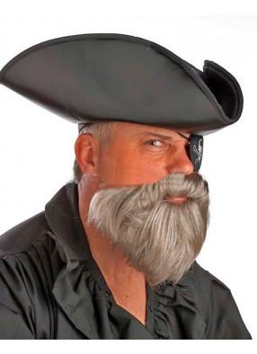 Борода матерого пирата