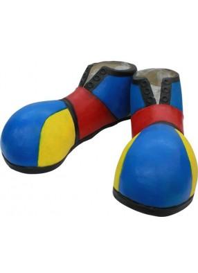 Ботинки смешного клоуна
