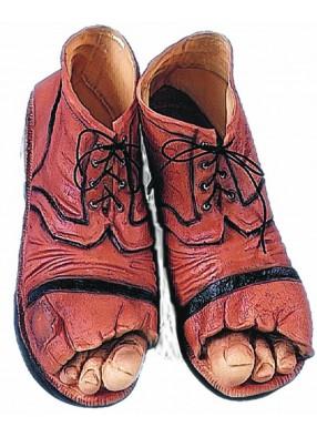 Ботинки с пальцами