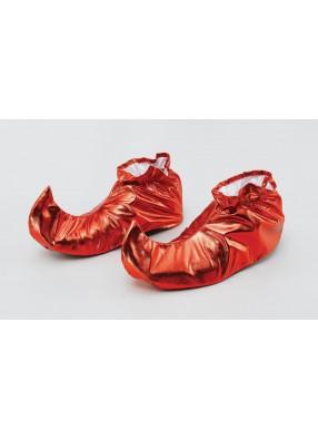 Ботинки Шута красные