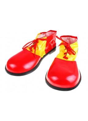 Ботинки веселого клоуна