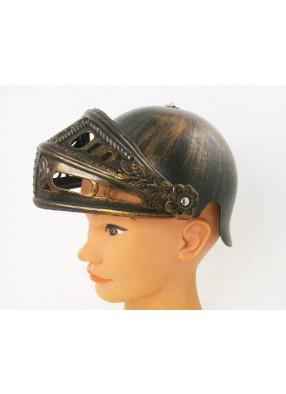 Бронзовый шлем рыцаря