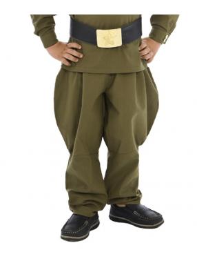 Брюки-галифе военные мужские фото