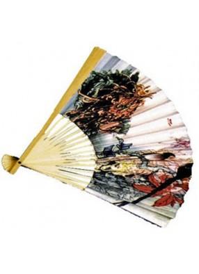 Бумажный веер 20 см