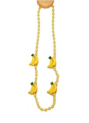Бусы с бананами