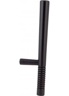 Бутафорская дубинка полицейского с ручкой