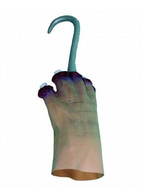 Бутафорская рука с крюком