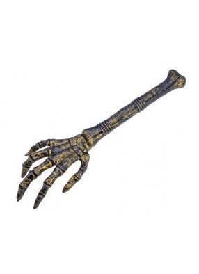 Бутафорская рука скелета