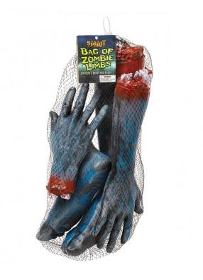 Части тела Зомби