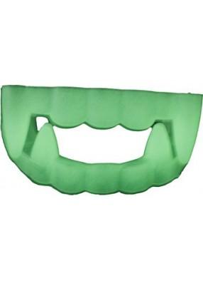 Челюсть Вампира светящаяся зеленая