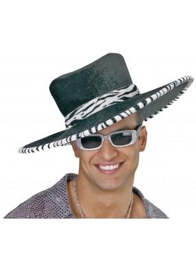 Черная шляпа сутенера
