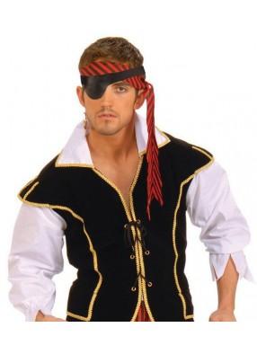 Черная повязка пирата
