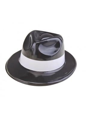 Черная шляпа гангстера