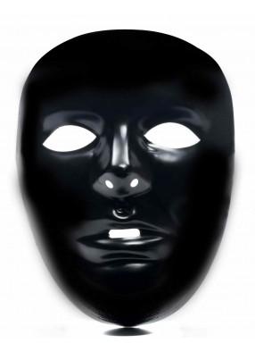 Черная венецианская маска Вольто